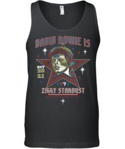 David Bowie David Bowie Is Ziggy Stardust Shirt