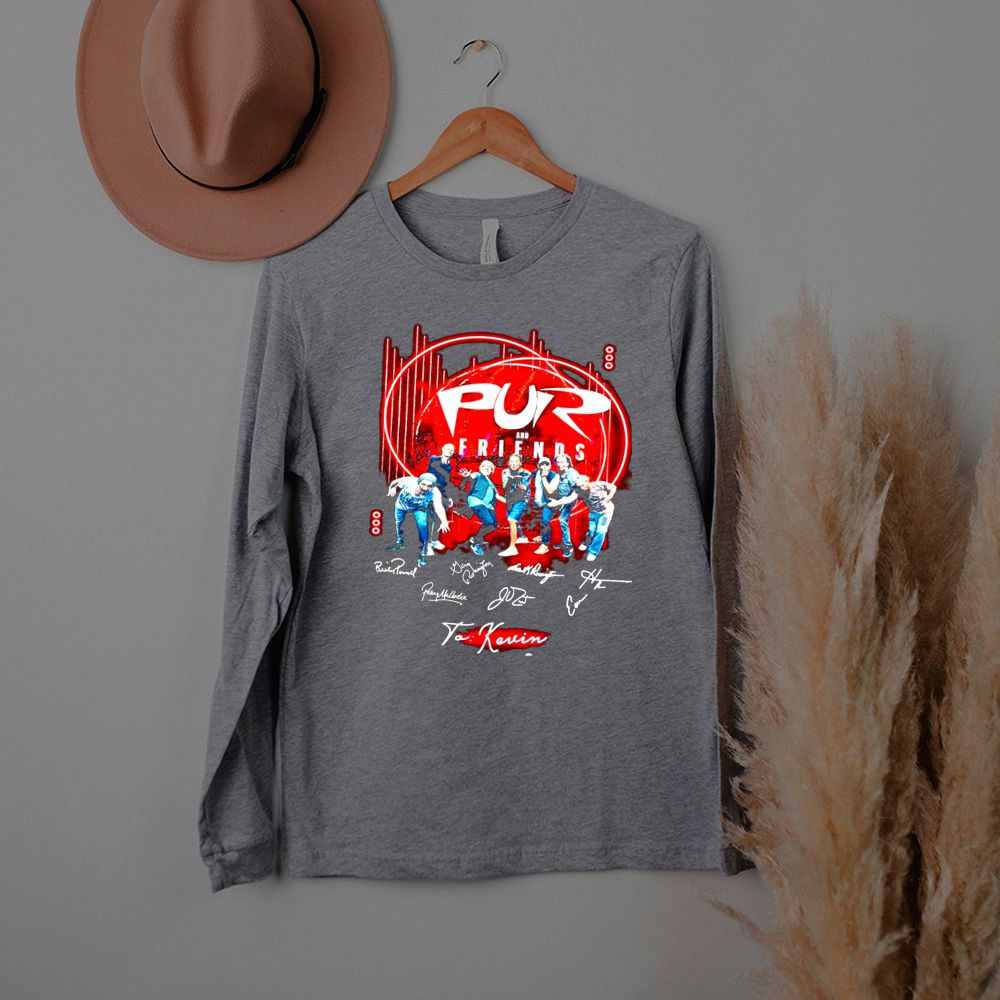 Pur and friends teams shirt