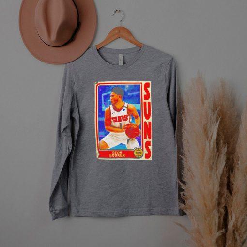 Retro Devin Booker Phoenix Suns shirt