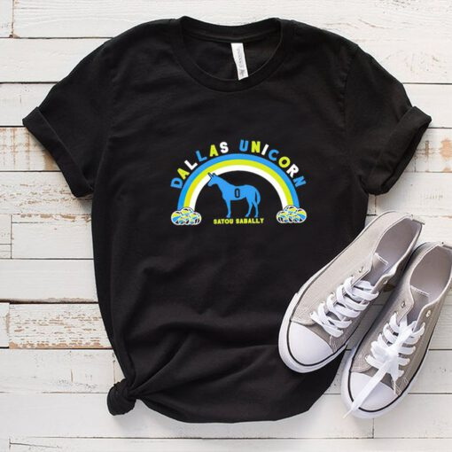 Satou Sabally Dallas Unicorn Shirt