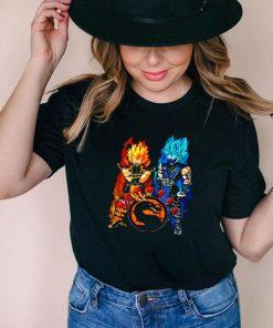Songohan and Songoku Dragon Ball shirt