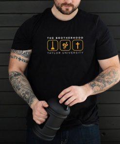 The Brotherhood Taylor university shirt