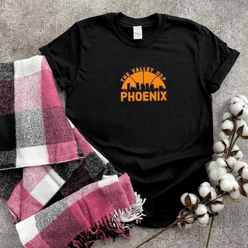 The Valley Oop Phoenix Arizona Basketball shirt