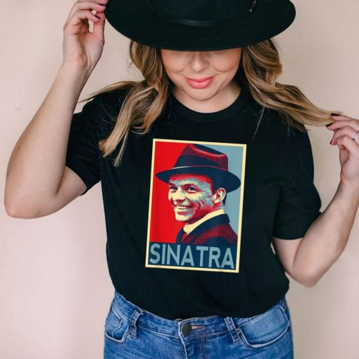 Vintage Frank Sinatra Love Country Music T Shirt