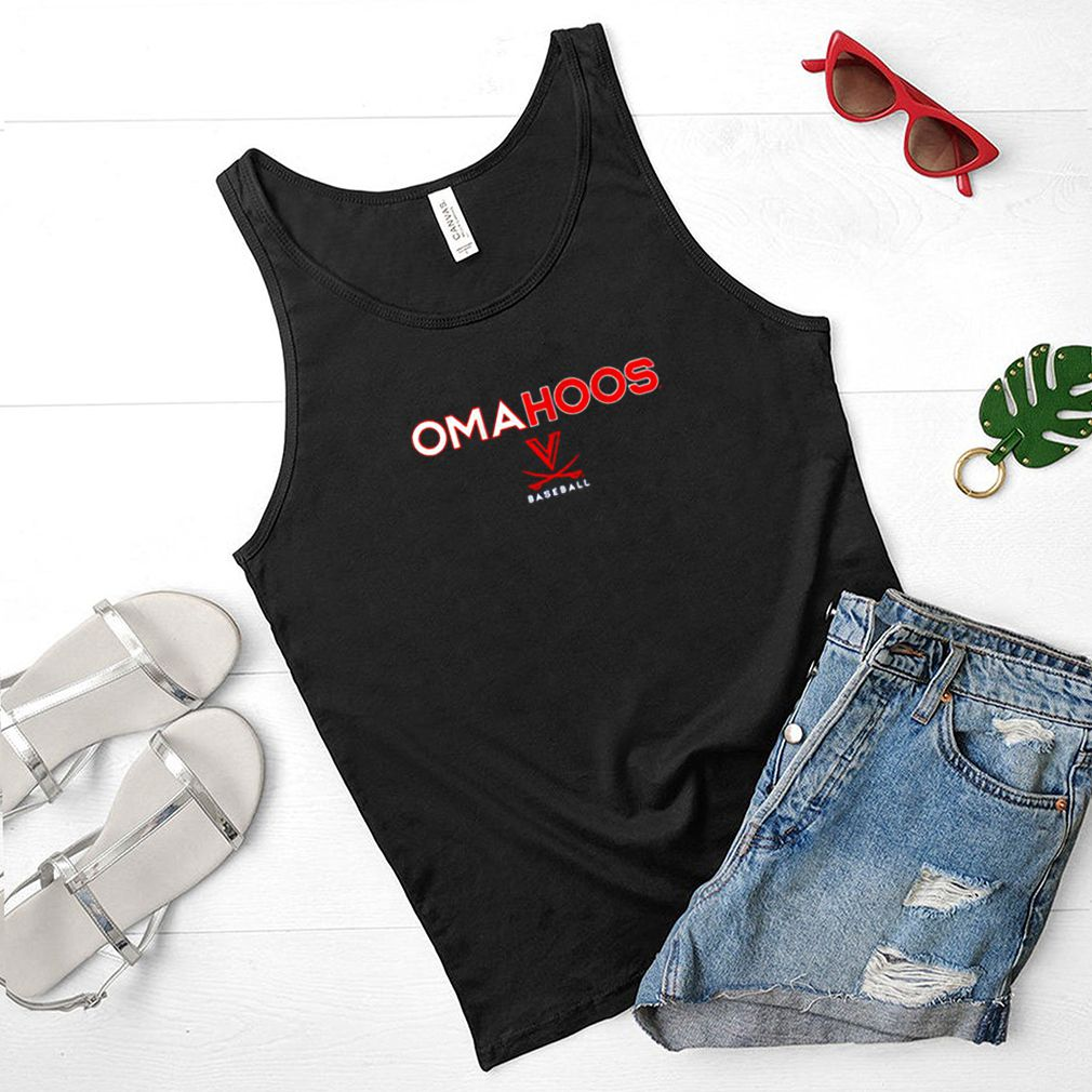 Virginia Cavaliers Omahoos baseball shirt