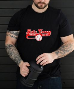 Bobs Garage Fixin Car Since 1943 T Shirt