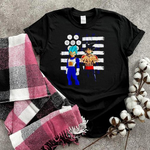 Dragon Ball Vegeta Son Goku x Outkasts Stankonia Album shirt