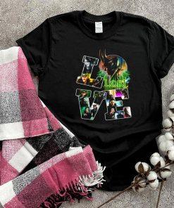 Love Loki Tom Hiddleston Shirt
