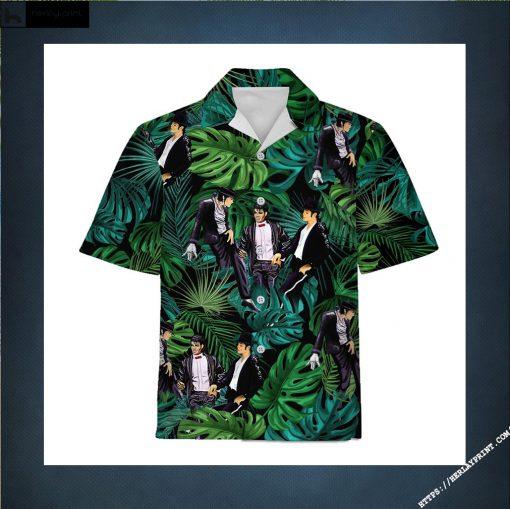 Michael Jackson Dance Hawaiian shirt