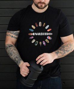 Nail Boss Beautiful Nails T Shirt