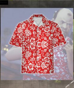 Ricardo Diaz Hawaiian Shirt GTA Game,