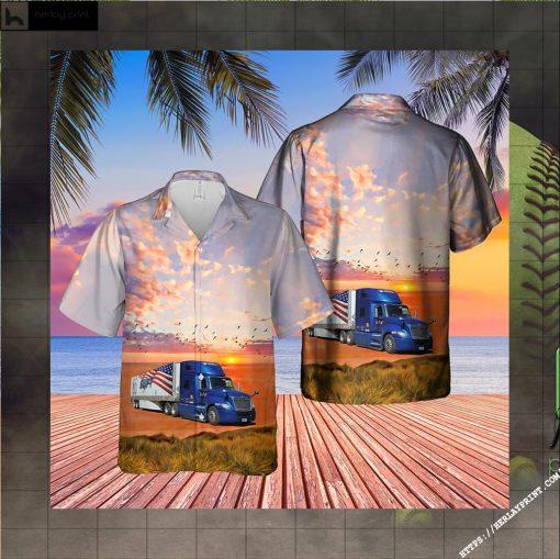 US Swift Truck Hawaiian ShirtUS Swift Truck Hawaiian Shirt