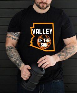 Valley Of The Sun Phoenix Basketball Arizona State PHX T Shirt