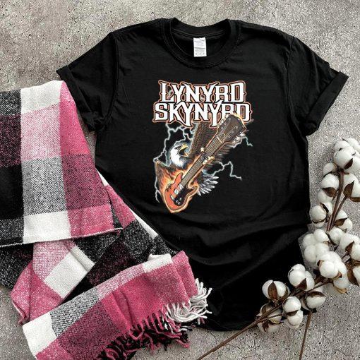 Vintage Lynyrds Art Skynyrds Music Legend Limited Design T-Shirt