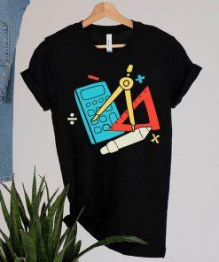 21 Years Old 21st Birthday Math Stick Mathematics T-Shirt