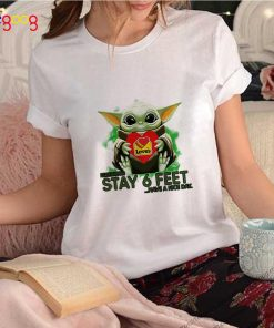 Baby Yoda Love's Travel Stops & Country Stores please stay 6 feet Coronavirus