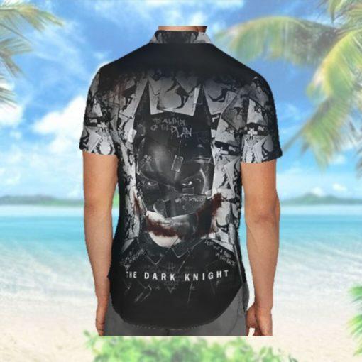 Batman The Dark Knight Hawaiian Hawaiian Shirt
