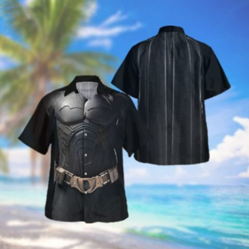 Batman Uniform 21 Century Hawaiian Hawaiian Shirt