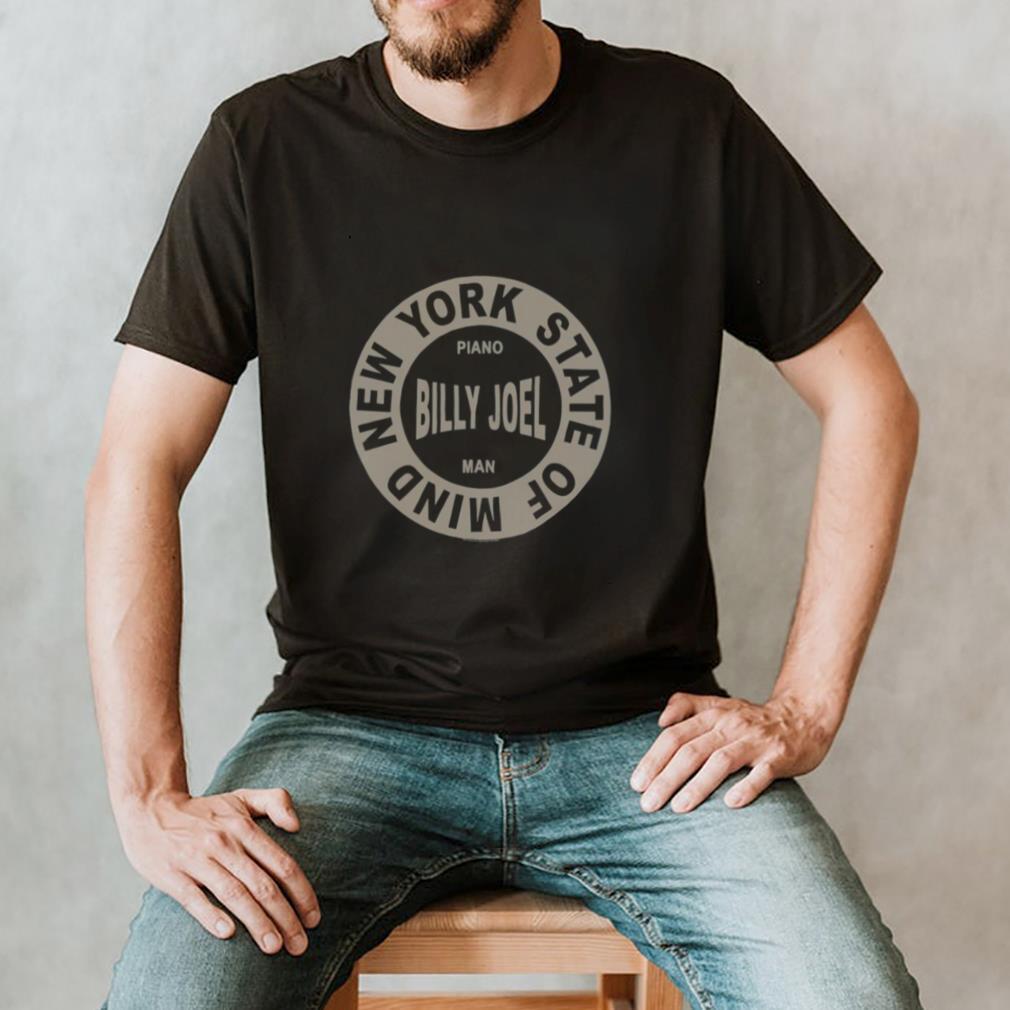 Billy Joel New York State of Mind shirt