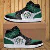 Boston Celtics Nba Custom Air Jordan Shoes