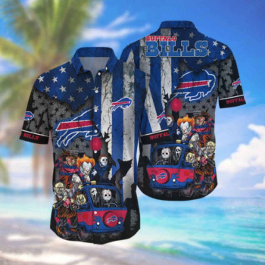 Buffalo Bills NFL Hawaiian Shirts