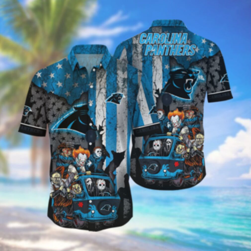 Carolina Panthers NFL Hawaiian Shirts