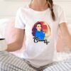 Cleaner Strong Woman Retro Vintage Gift Cleaner Female T-Shirt 1