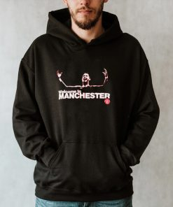 Cristiano Ronaldo welcome to Manchester shirt