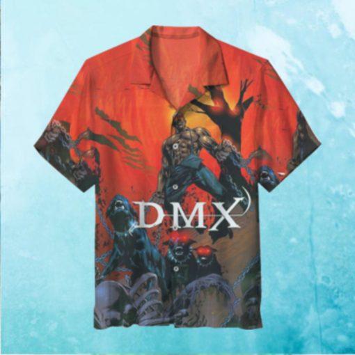 DMX Creative Hawaiian Shirt