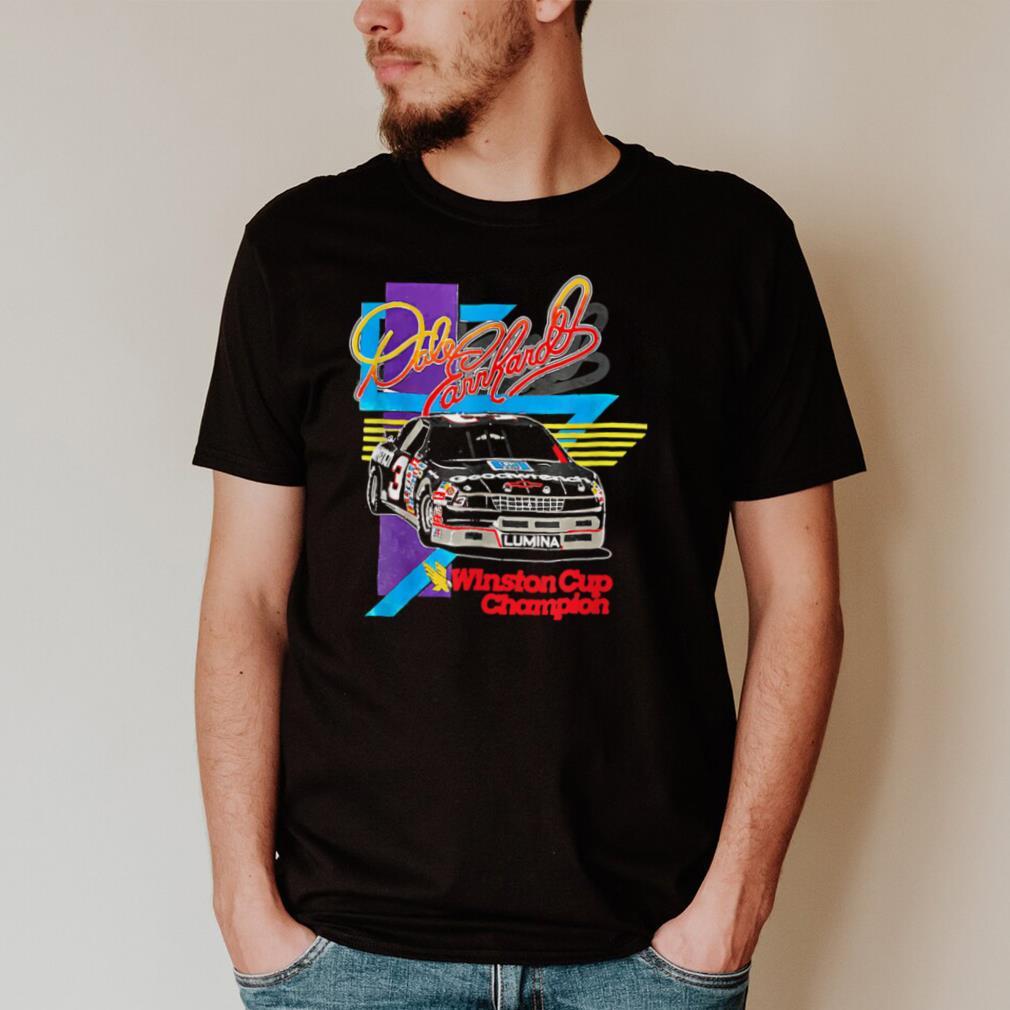 Dales Earnhardt Champions T Shirt
