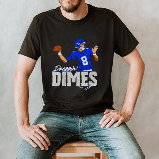 Daniel Jones Droppin Dimes shirt
