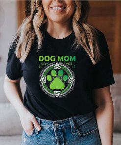 Dog Mom The Soul Of A Witch The Mouth Of A Sailor T-Shirt 10