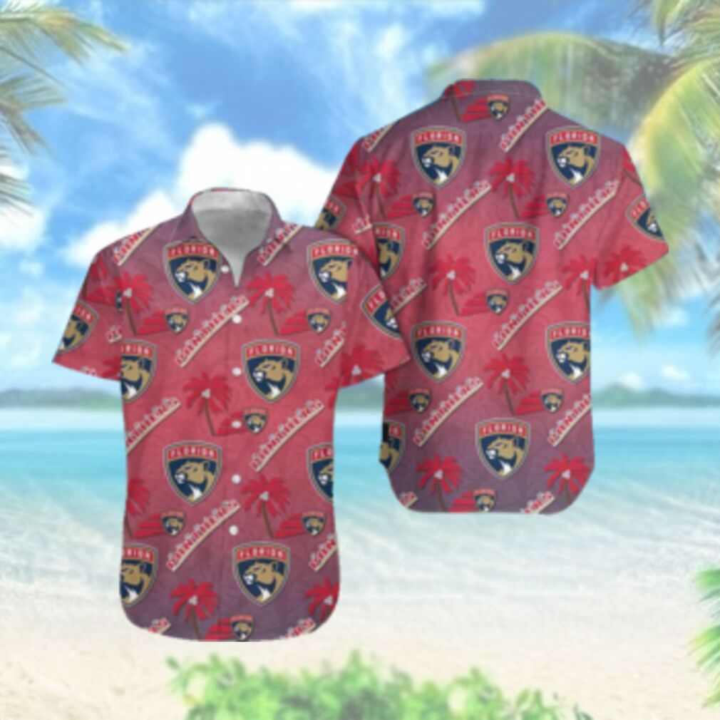Florida Panthers Limited Edition Button Down Shirt