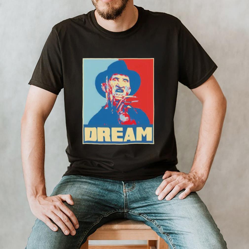 Freddy Krueger horror halloween dream shirt
