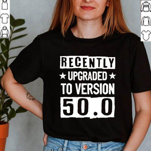 Funny 50 Years Old Joke 50th Birthday Gag Idea 1971 T-Shirt