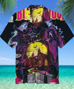 Halloween with you Hawaiian Shirt