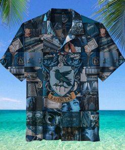 Harry Potter Hogwarts College Hawaiian Shirt