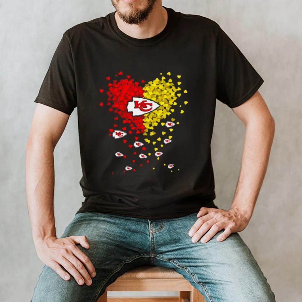 Heart Kansas City Chiefs Shirt