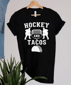 Hockey And Tacos Fan League Ice Hockey Players Humor shirtHockey And Tacos Fan League Ice Hockey Players Humor shirt