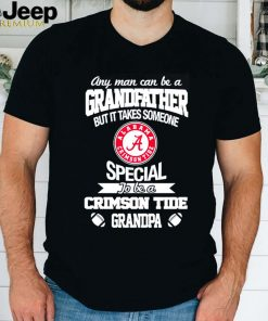 It takes someone special to be an alabama crimson tide grandpa