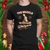 Muscle Whisperer Massage amp Physical Therapist T Shirt