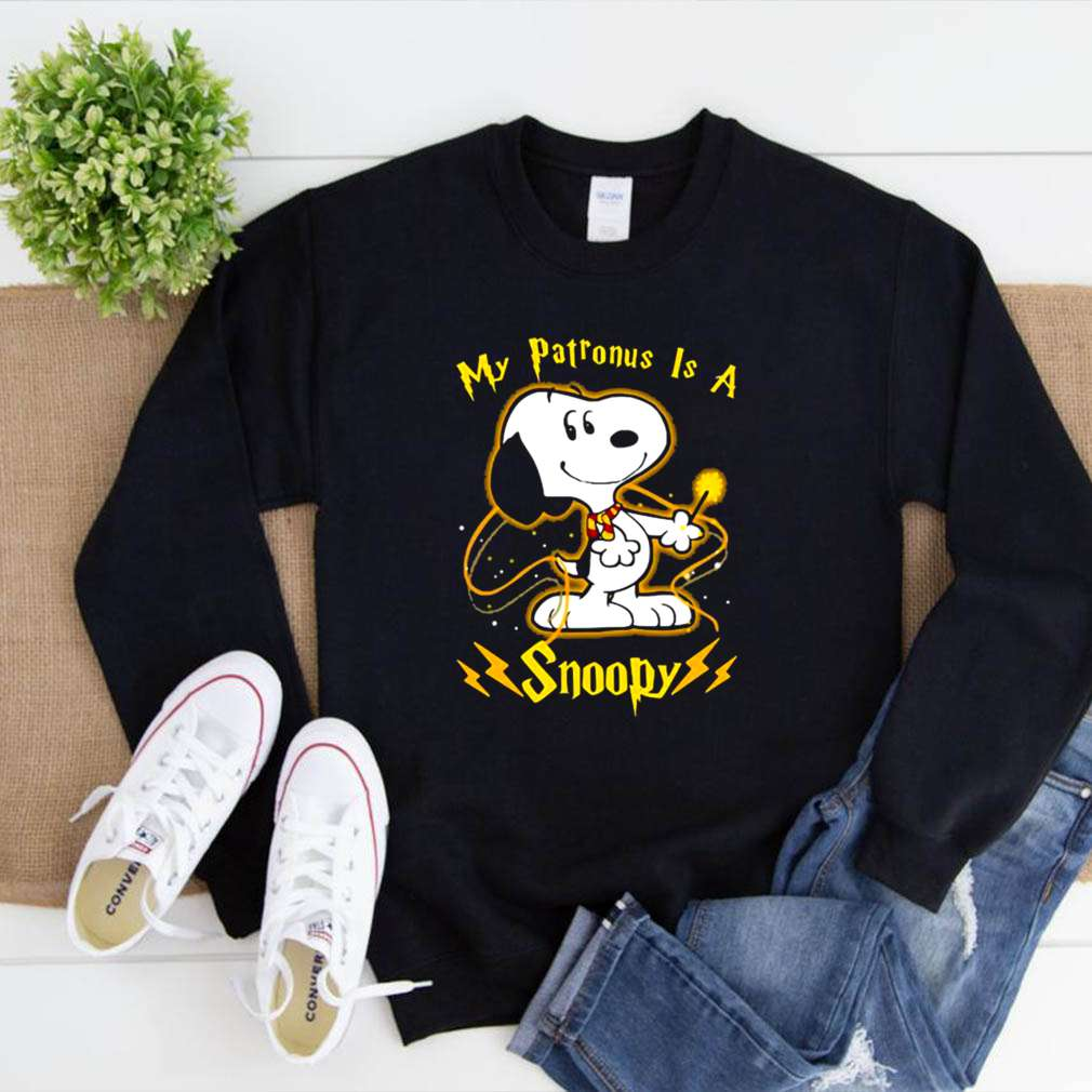 My Patronus Is A Snoopy shirt