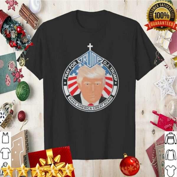Nice Pray For Trump 45