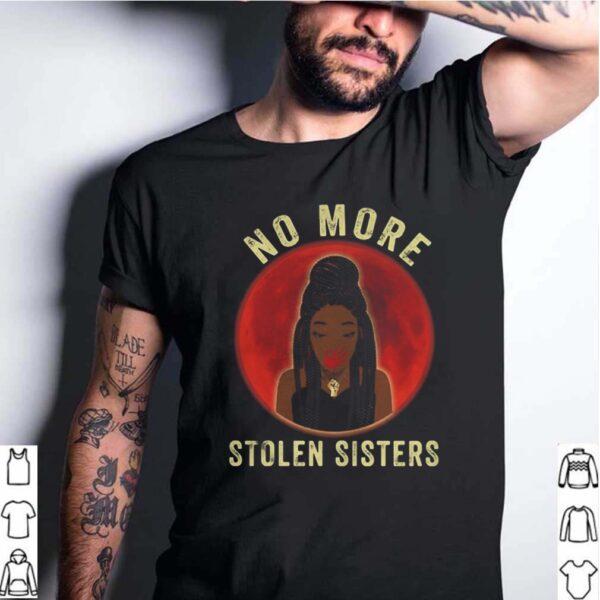No More Stolen Sisters Black Native Sunset