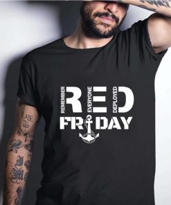 On Fridays We Wear Red Friday Military Navy Soldiers