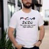 PCA 2020 The Ones Who Saved The World Quarantined 2020 T-Shirt 3