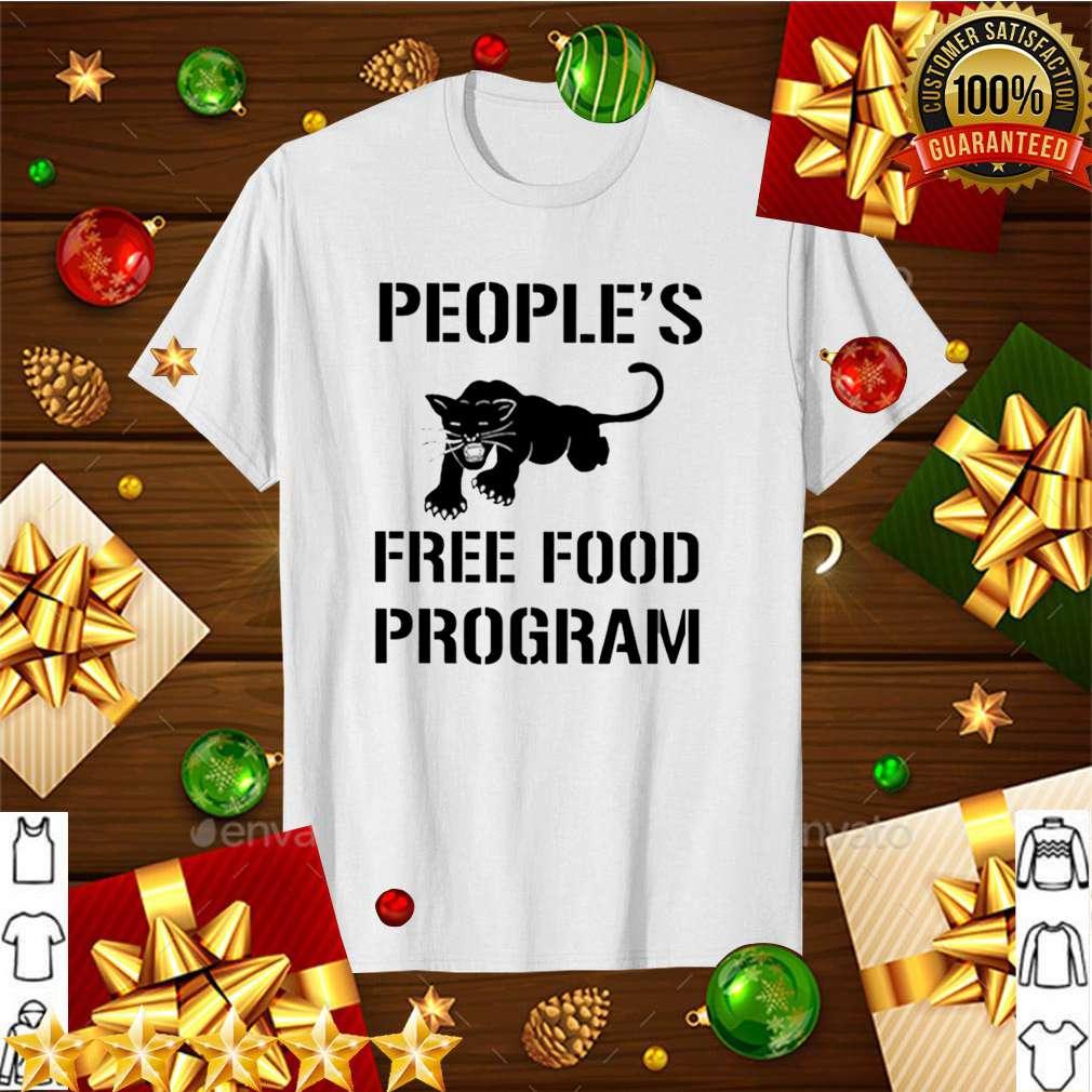 People's Free Food Program Shirt 9