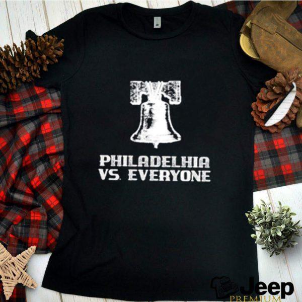 Philadelphia vs. everyone shirt