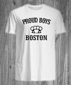 Proud boys new shirts