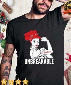 Redhead Unbreakable